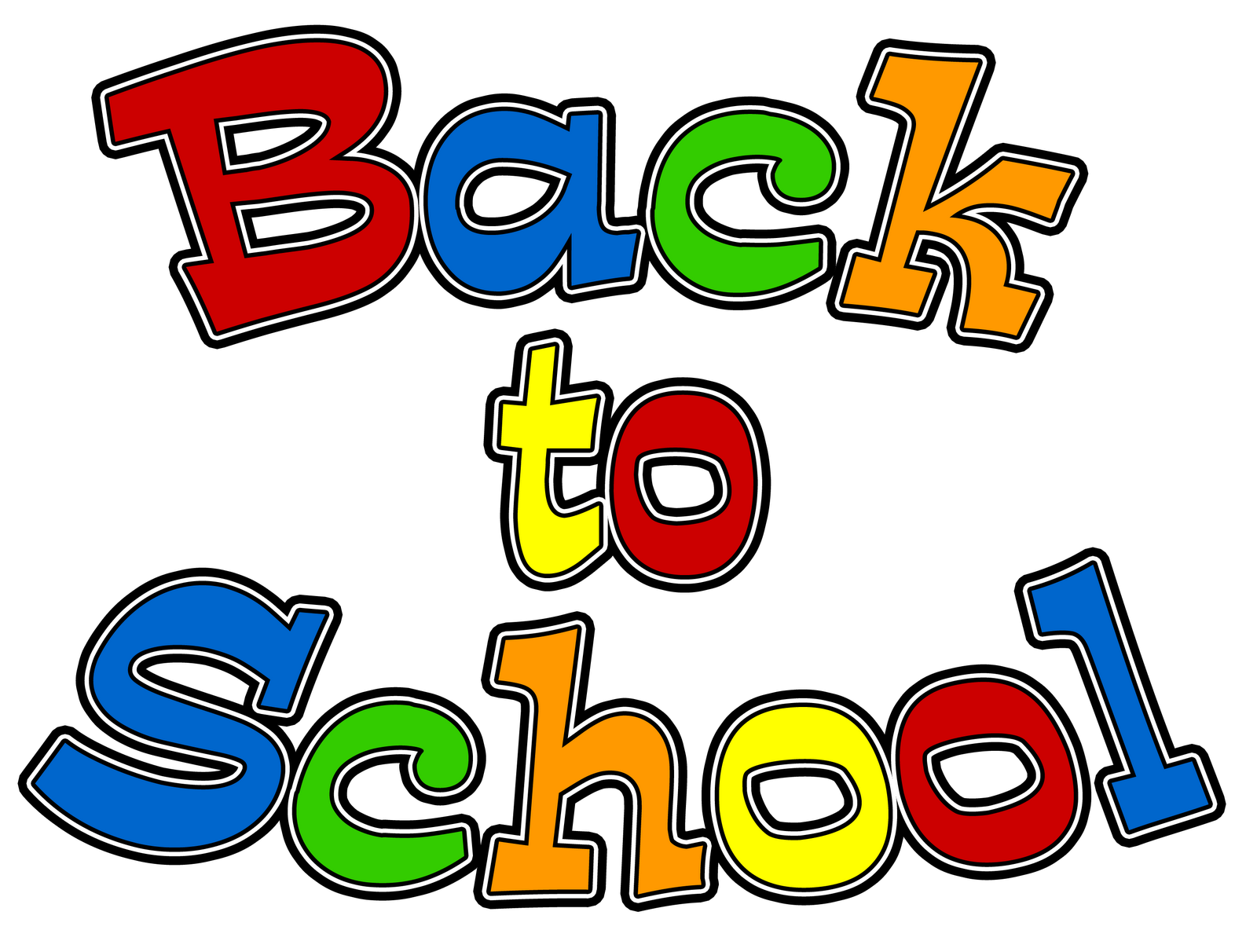 1600x1212 Clipart Welcome Back To School Clipartfox