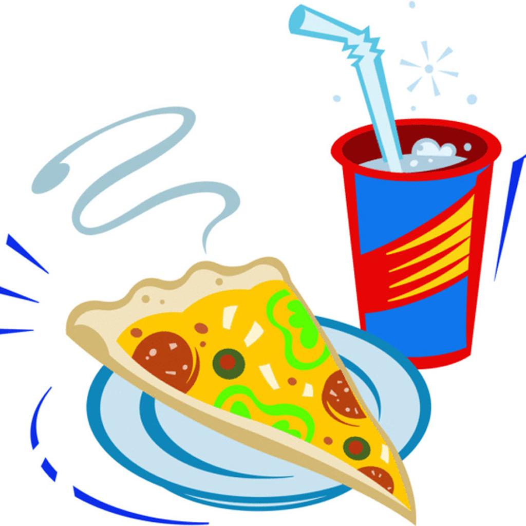 1024x1024 Beverage Clipart Pizza