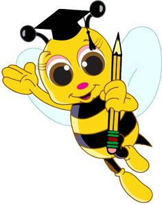 236x298 Illustration Of Cute Bee Cartoon