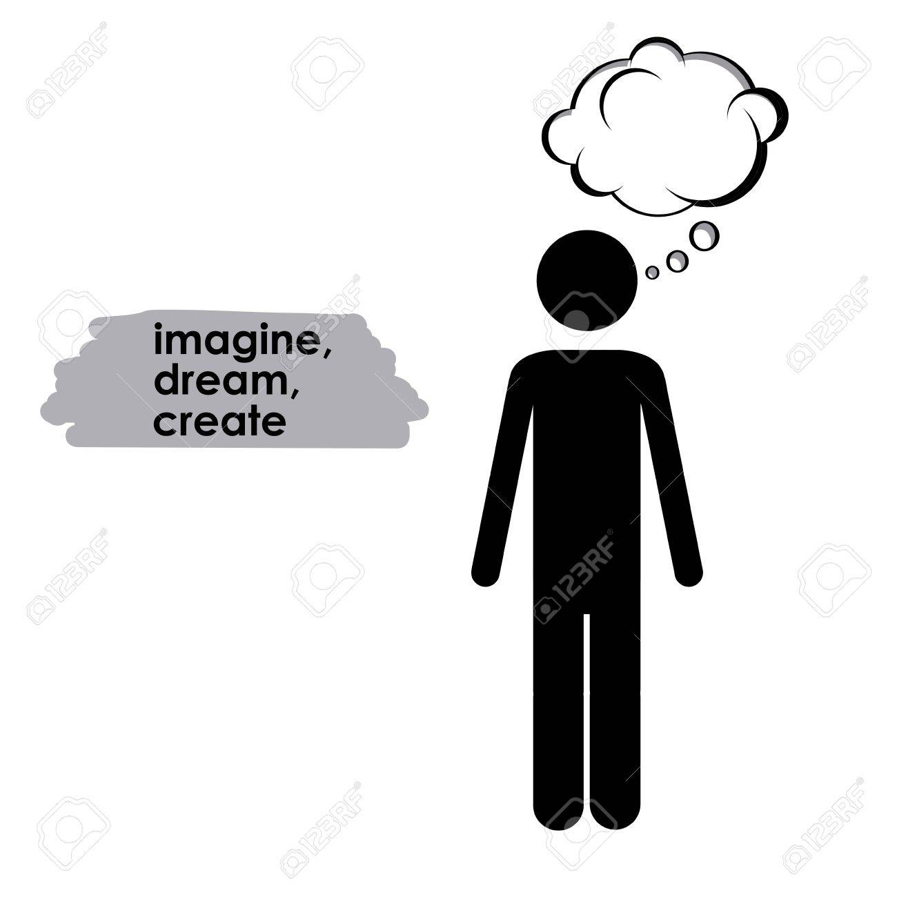 1300x1300 Imagine Design Over White Background Vector,illustration Royalty