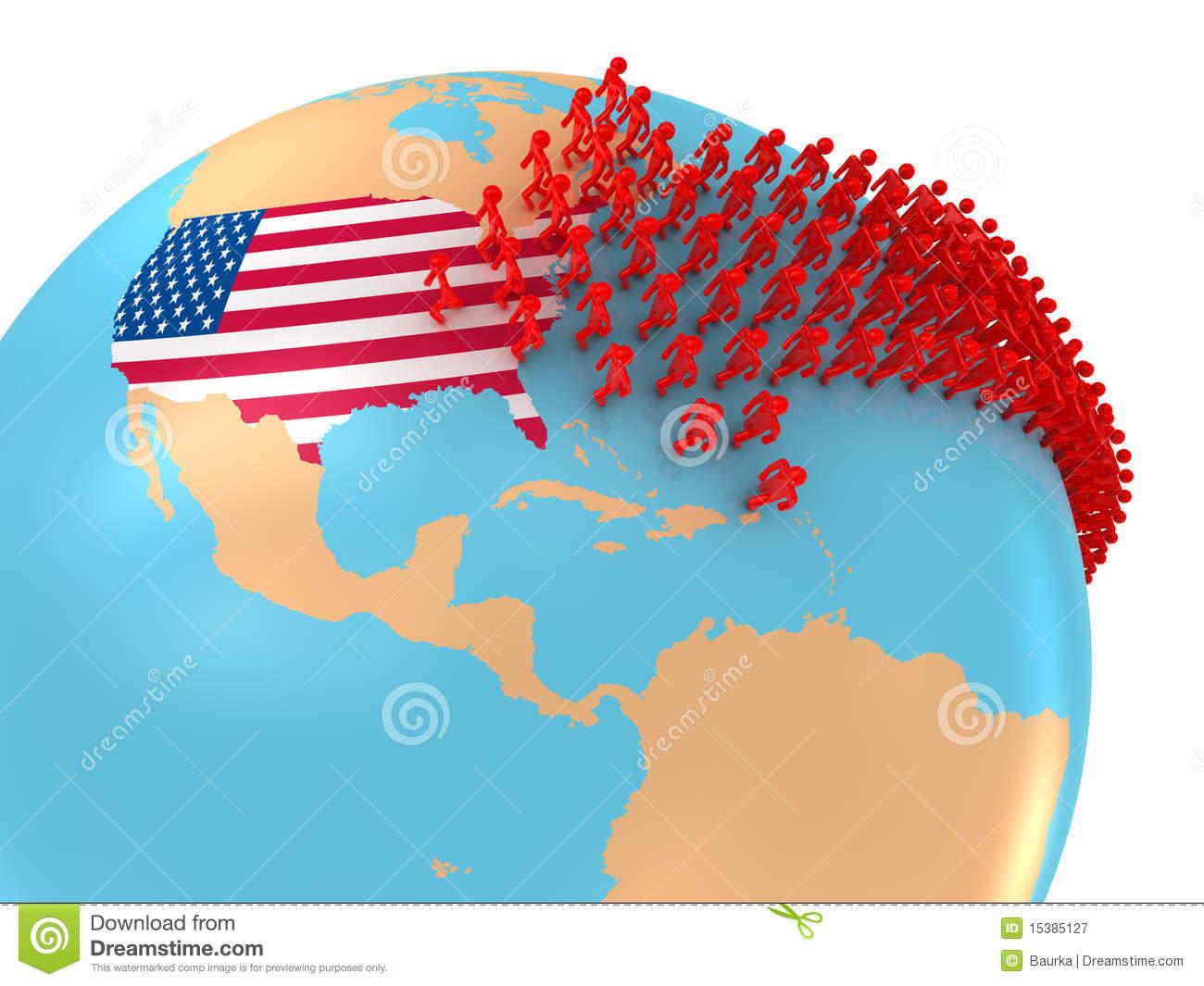 1300x1065 Migration Clipart Usa