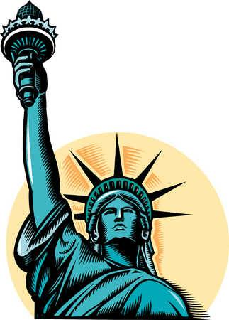 323x450 Statue Of Liberty Clipart Immigration