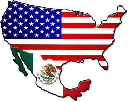 430x343 Mexican Immigrant Clipart