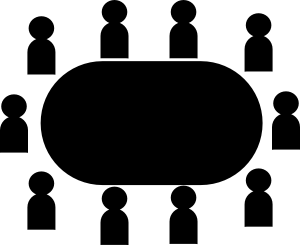 600x490 Conference Clip Art