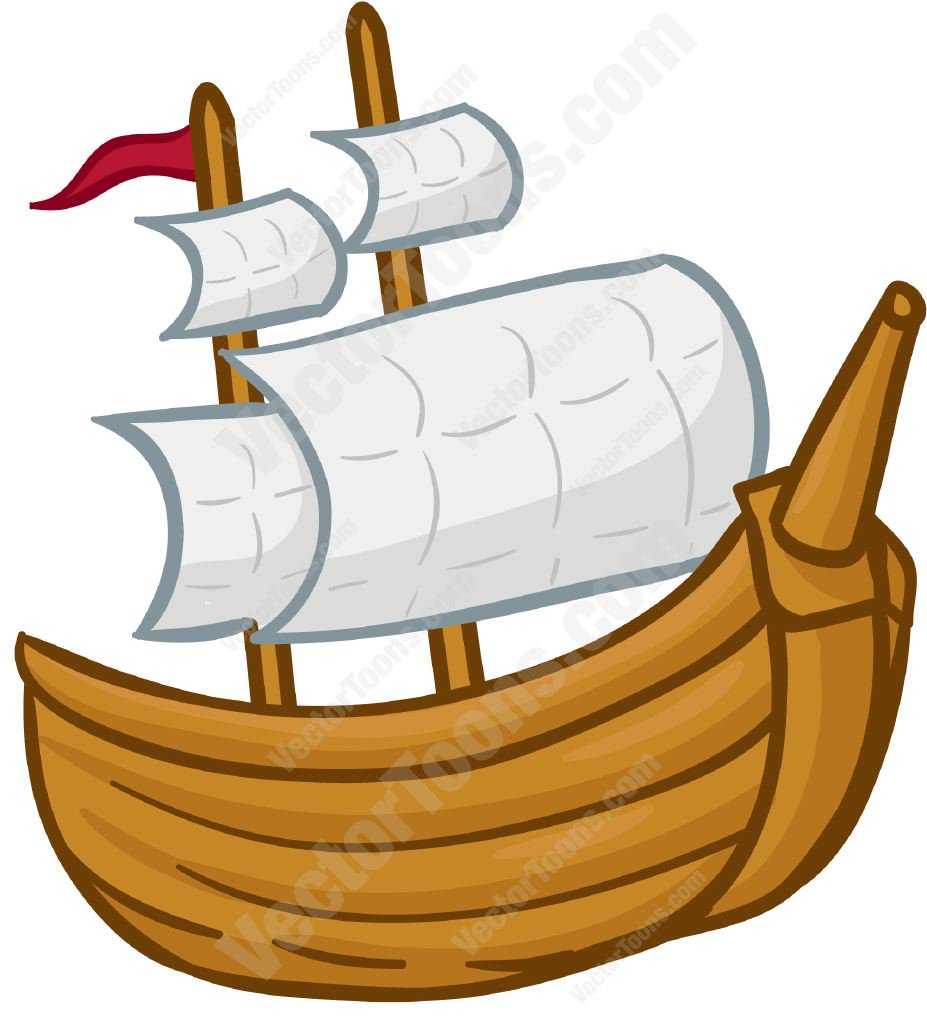 927x1023 Sailing Ship Cartoon Clipart
