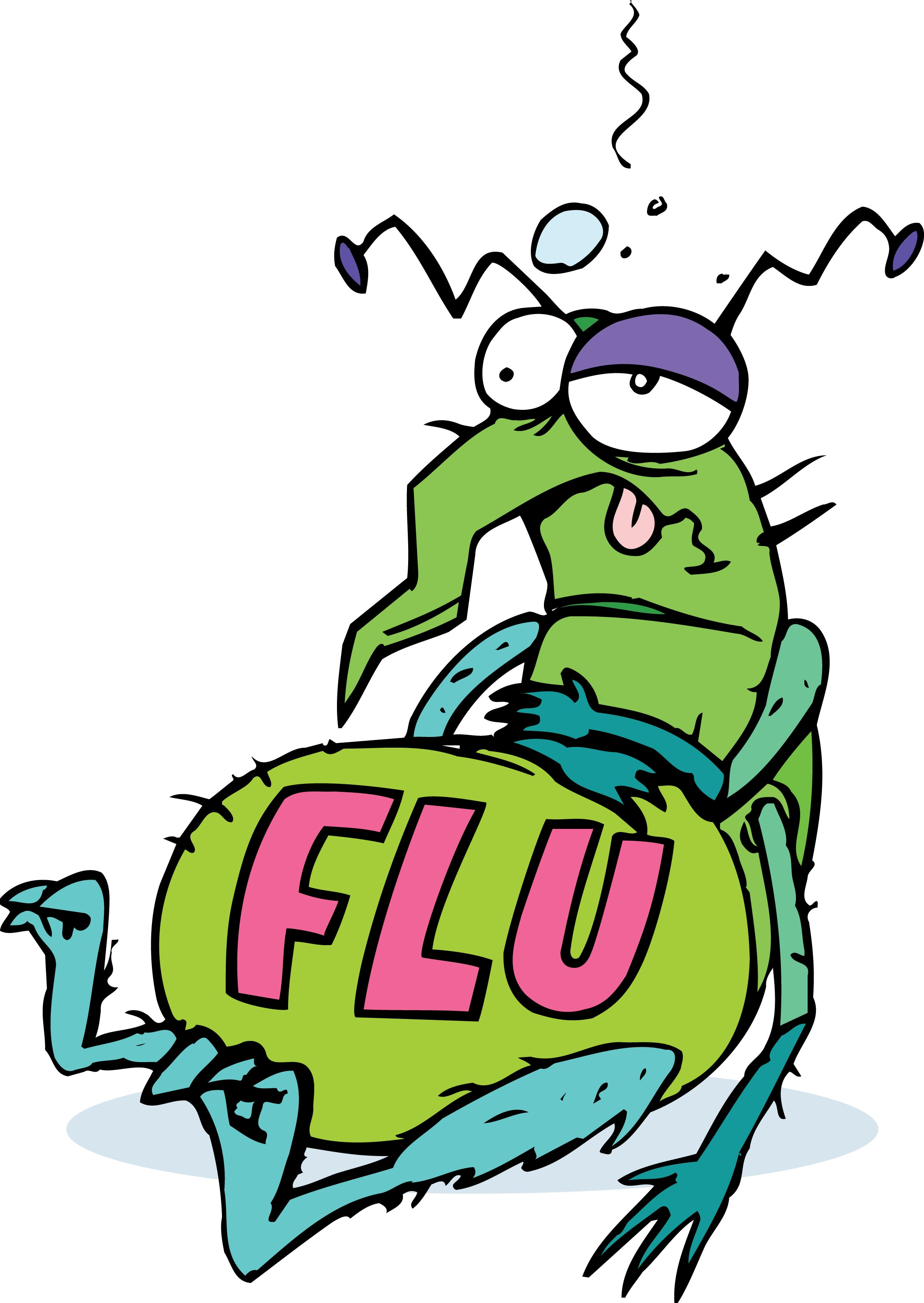 2402x3386 Flu And The Drifting Virus Pkids Blog
