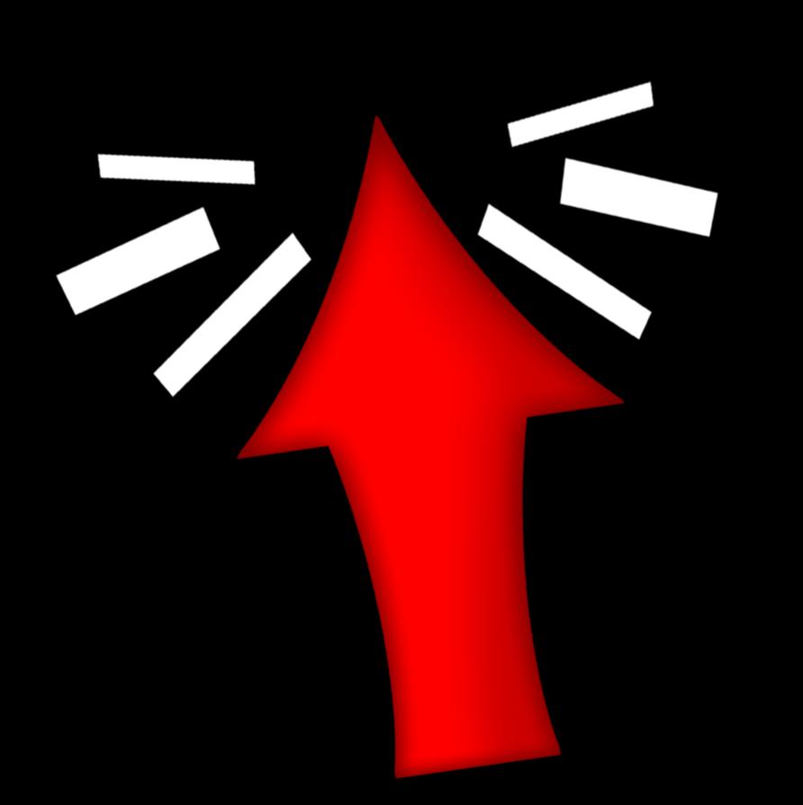 892x895 Important Arrow Point Clip Art By Redflyninja