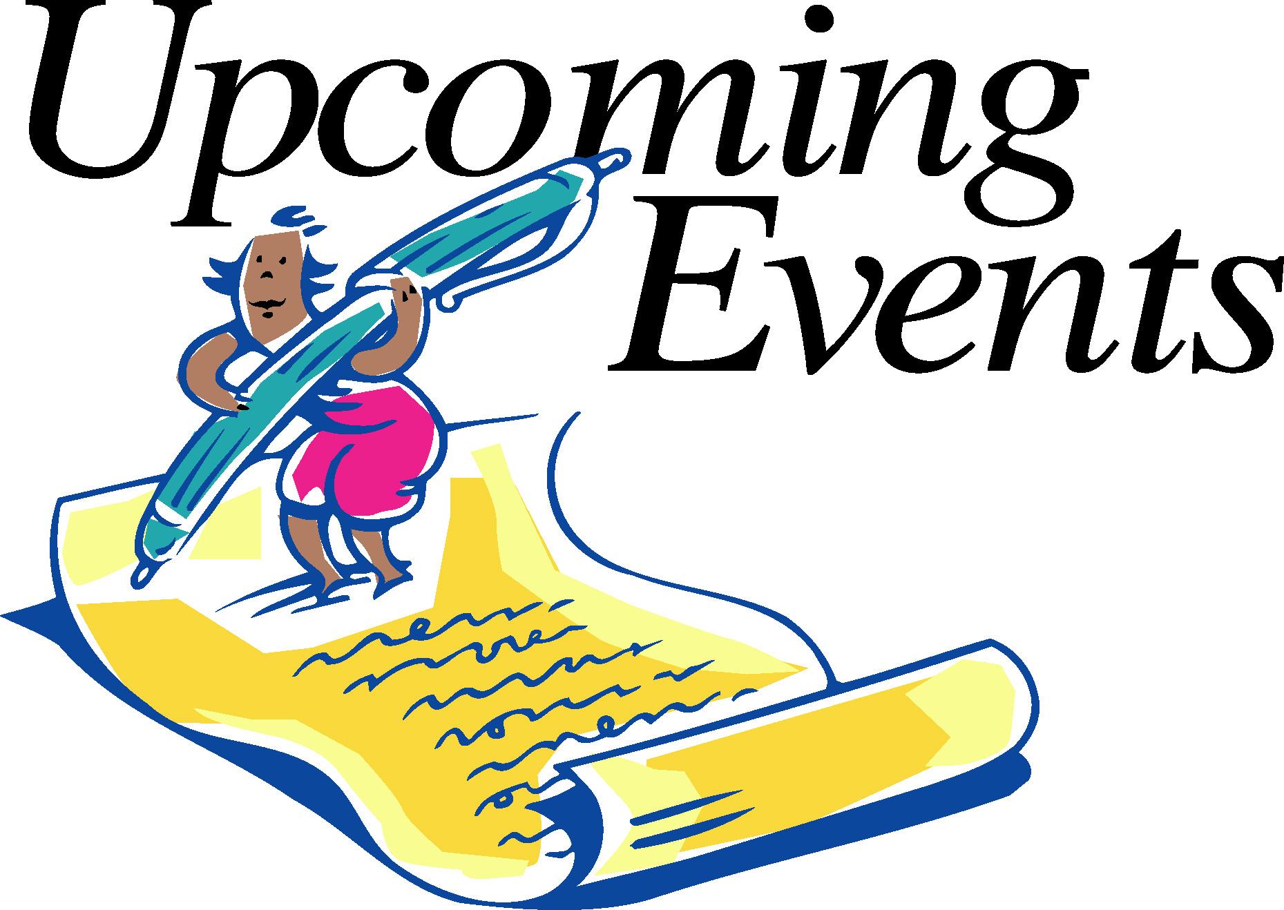 1859x1318 Coming Events Clip Art