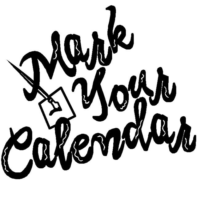 640x640 Graphics For Mark Your Calendars Clip Art Graphics Www