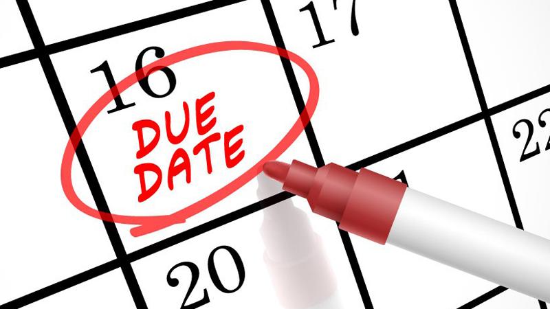 800x450 Important Dates Fic Student Website