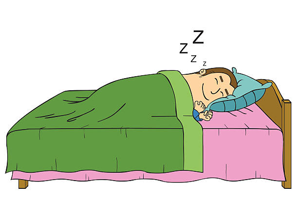 612x445 Bed Clipart Green