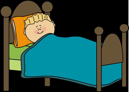 450x320 Blanket Clipart Kid Bed