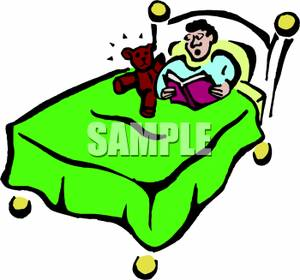 300x280 Lying In Bed Clip Art Cliparts
