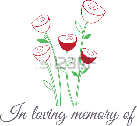 450x412 69 Loving Memory Stock Vector Illustration And Royalty Free