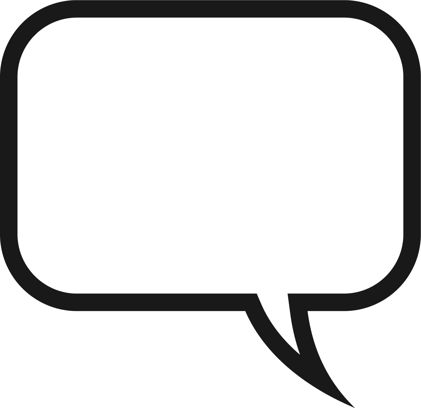1410x1366 Thought Bubble Word Bubble Speech Clip Art Free Clipart Image