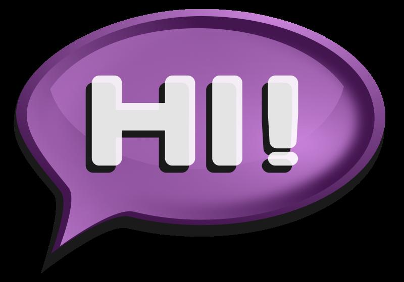 800x559 Word Bubble Speech Bubble Clip Art 3 Image