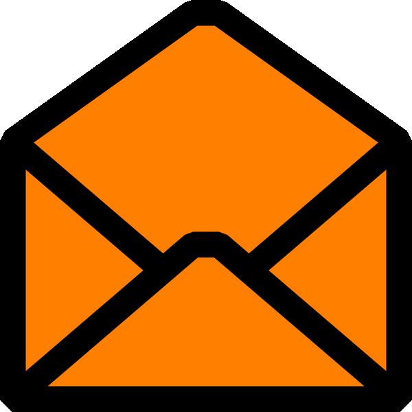 600x600 Envelope Clip Art