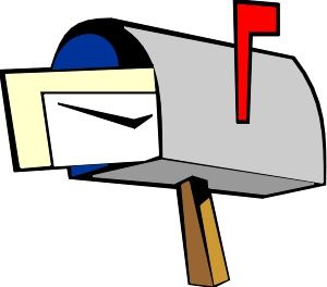 300x264 Office Mailbox Clipart, Free Office Mailbox Clipart