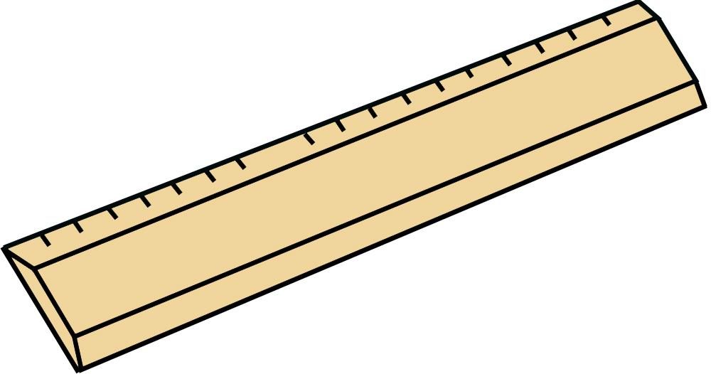 1000x526 Ruler Clipart