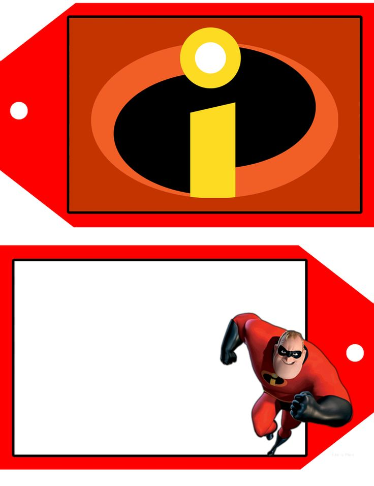 incredibles clipart