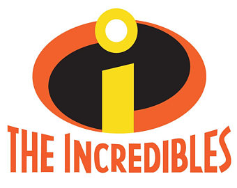 photo about Incredibles Logo Printable referred to as Incredibles Clipart No cost down load least difficult Incredibles Clipart