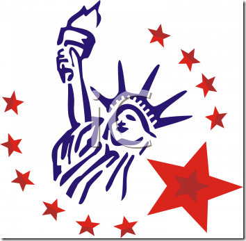 354x347 Independence Day Clipart Many Interesting Cliparts