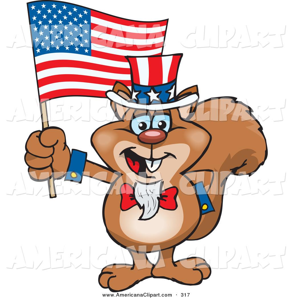 1024x1044 Americana Vector Cartoon Clip Art Of A Happy Patriotic Uncle Sam