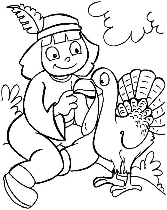 Indian Coloring Pages | Free download best Indian Coloring Pages ...