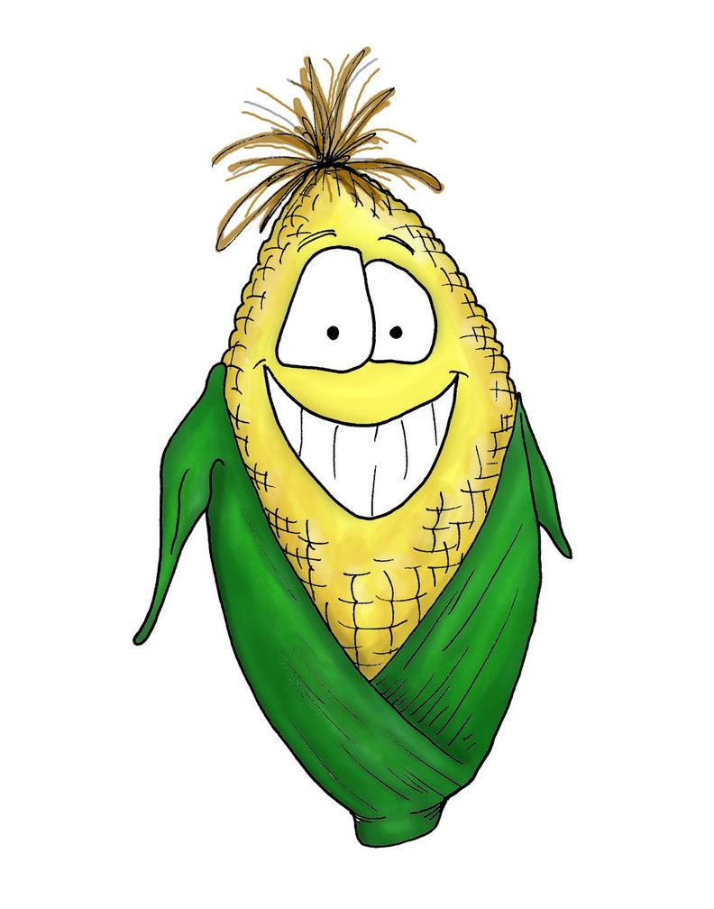 792x1008 Corn Dog Clip Art