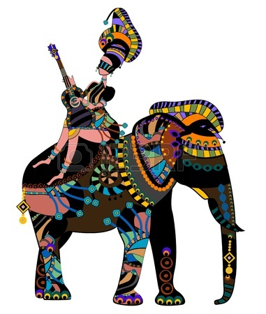 Indian Elephant Clipart | Free download on ClipArtMag