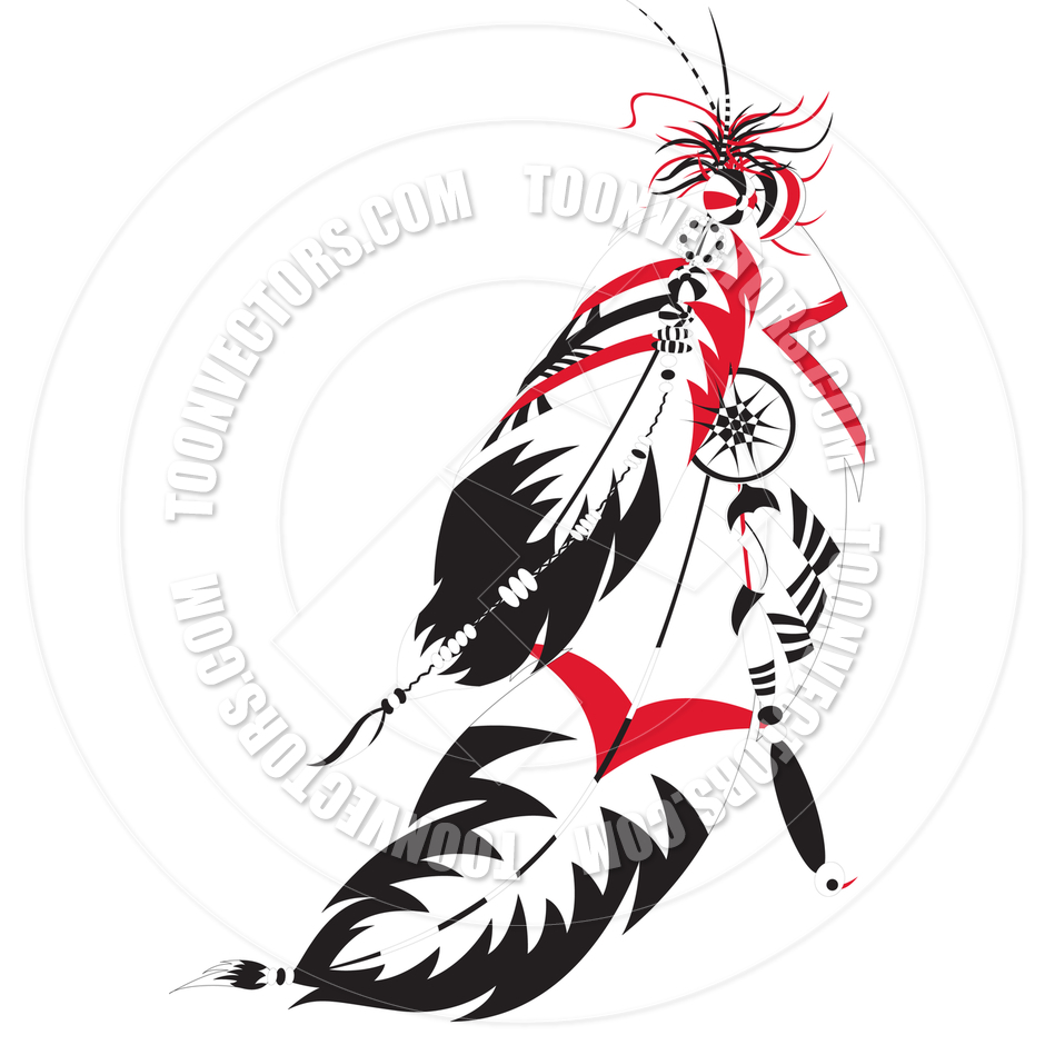 940x940 Indian Feather By Soleil Toon Vectors Eps