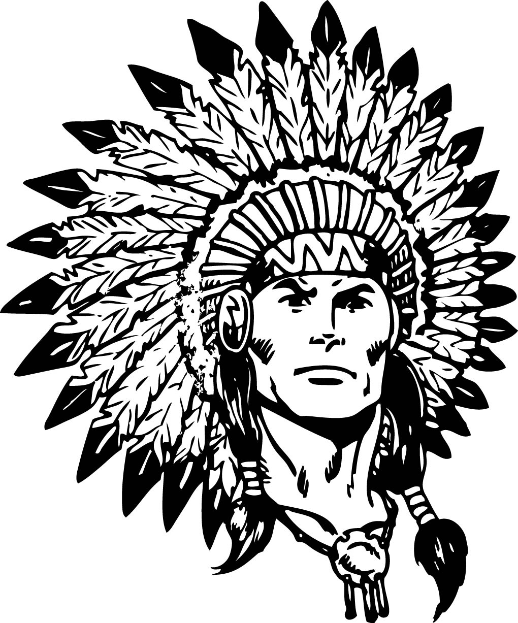 Indian Headdress Clipart