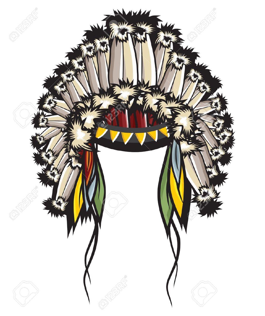 1093x1300 Headdress Clipart Aztec