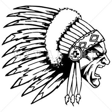 Indian Headdress Clipart