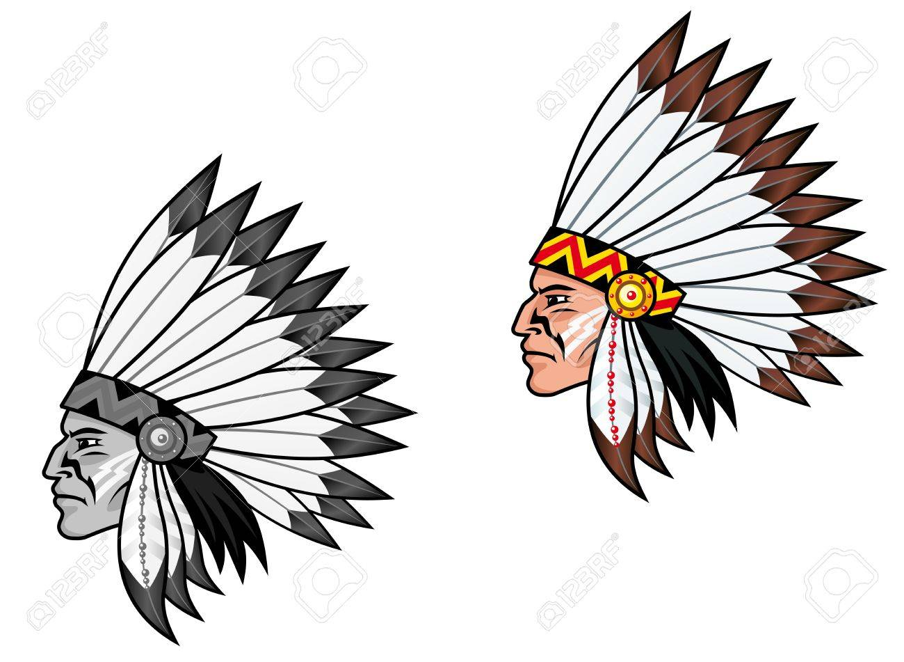 1300x951 24,355 Native American Indian Cliparts, Stock Vector And Royalty