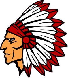 236x272 Vector Clipart Of Indian Chief Headdress