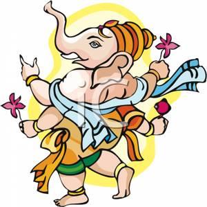 300x299 Hindu Clipart