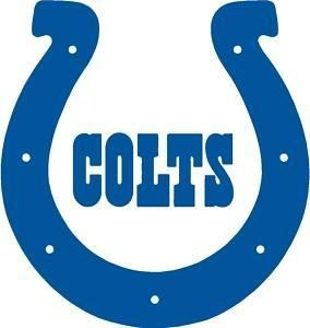 Indianapolis Colts Logo Clipart
