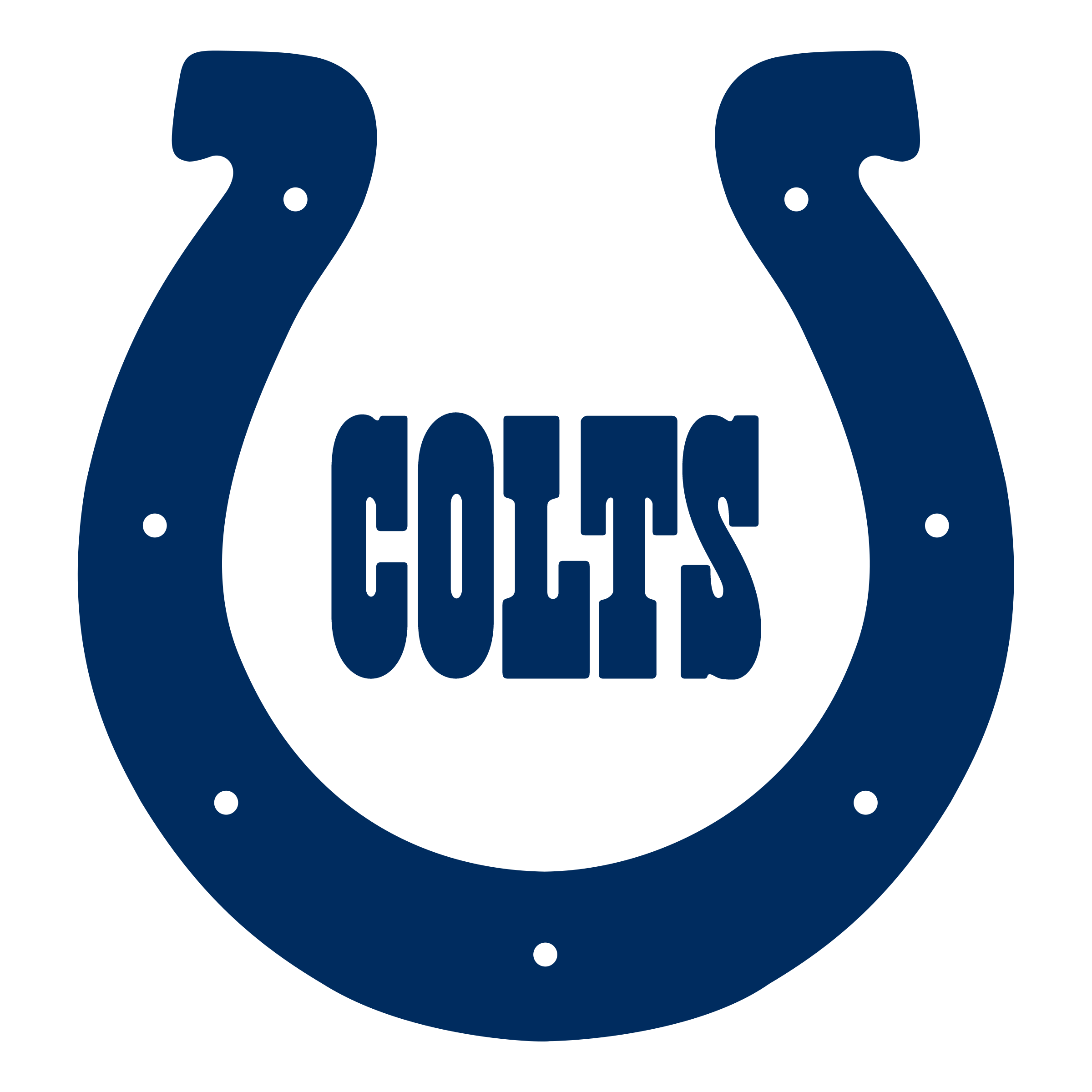 2400x2400 Indianapolis Colts Logo Png Transparent Amp Svg Vector
