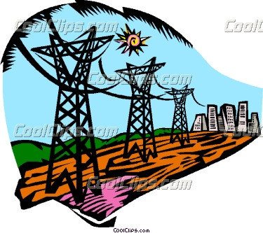 375x333 Electricity Clipart Electrical Energy