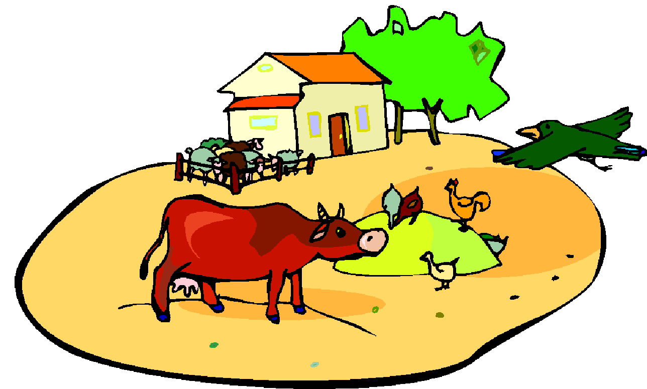 1288x775 Farm Animals Clipart Farming Industry