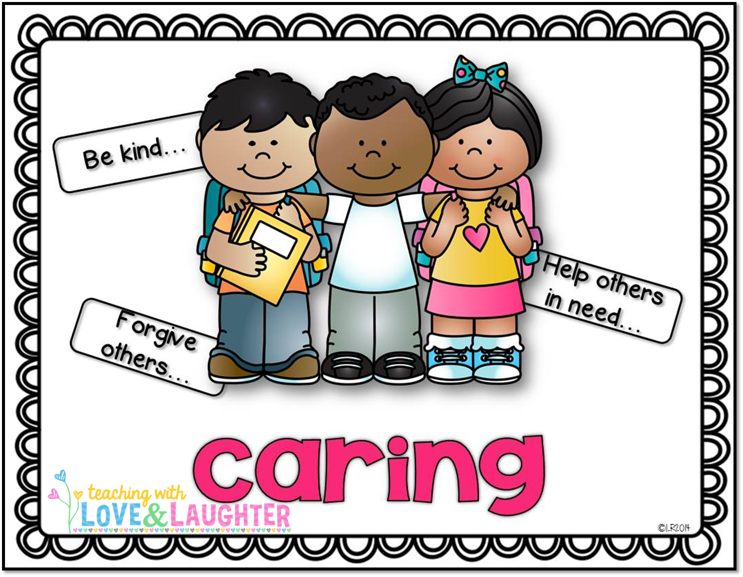 1485x1154 Character Education Teaching With Love And Laughter Bloglovin'