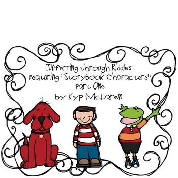 350x350 Storybook Characters Clip Art