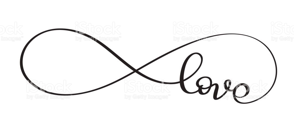 1024x455 Infinity Clipart Calligraphy
