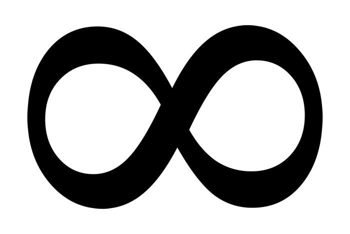 700x467 Infinity Symbol