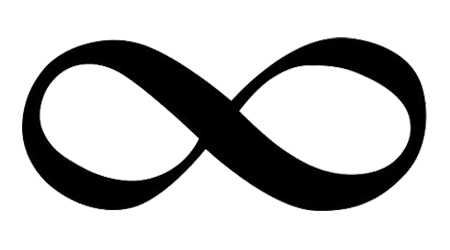 450x250 Infinity Symbol Clip Art Clipart Panda