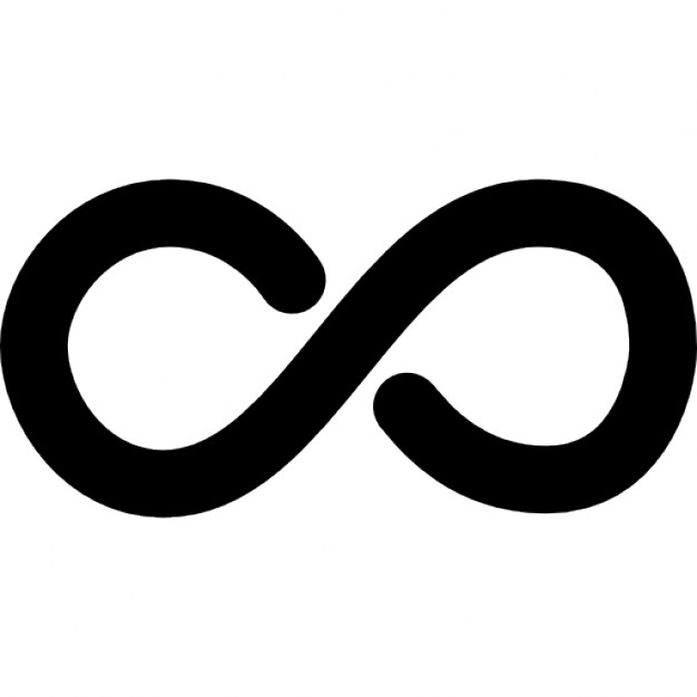 626x626 Infinite Mathematical Symbol Icons Free Download