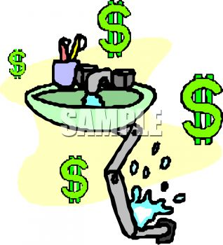 318x350 Spending Money Clipart Clipart Panda