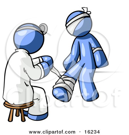 450x470 Doctor Injury Clip Art Cliparts
