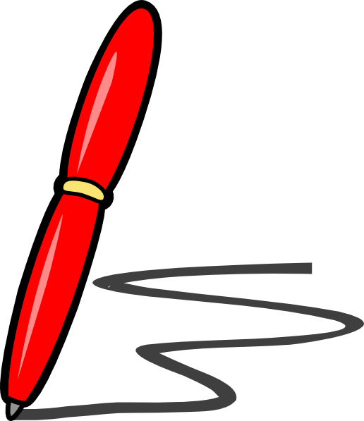 516x597 Ink Pen Pen Clip Art